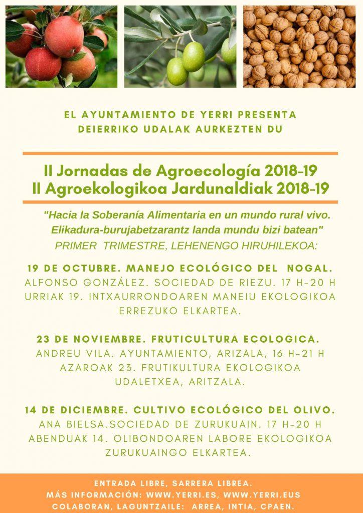 agroecologia yerri