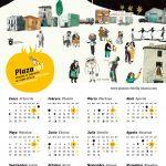 calendario plazara 2019